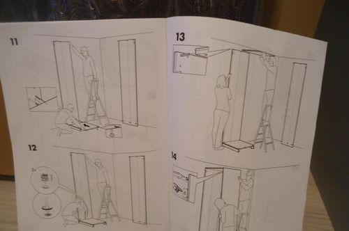Икеа схема сборки шкафа фото 203