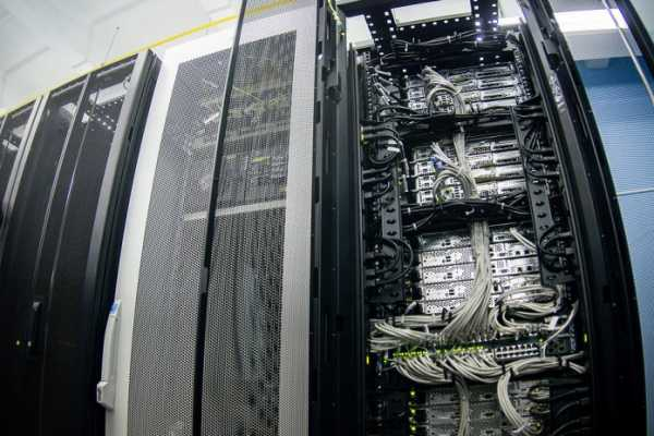 Как защитить серверную?